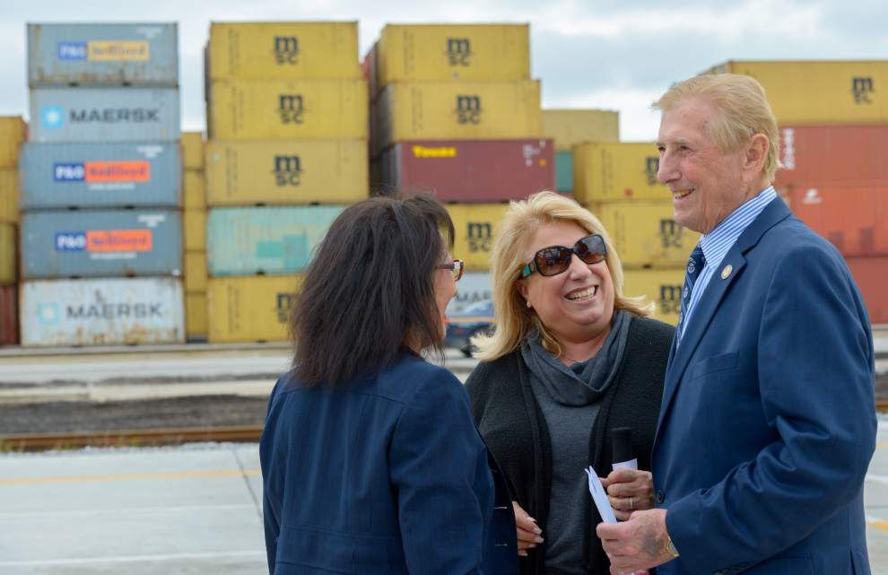 Port of New Orleans to get new CEO as longtime leader announces retirement _lowres