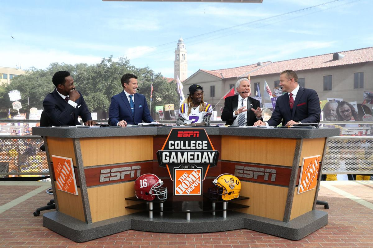 LSU Gameday