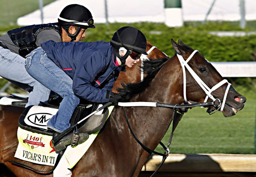 Kentucky Derby could have four Todd Pletcher-trained horses _lowres