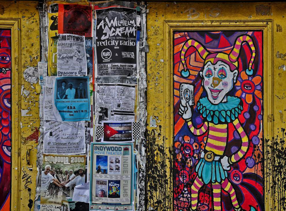 Photographer Larry Schirling reveals beauty, funkyness of Fauburg Marigny _lowres