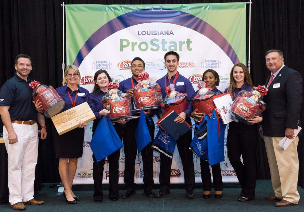 Hammond High takes culinary competition at ProStart Invitational _lowres