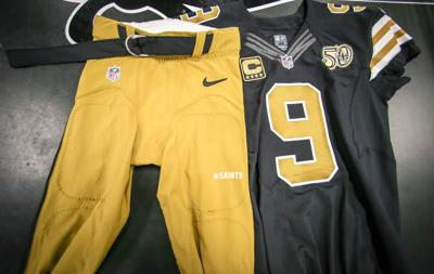 0da3e0fe1 New Orleans Saints will wear throwback uniforms against Detroit ...