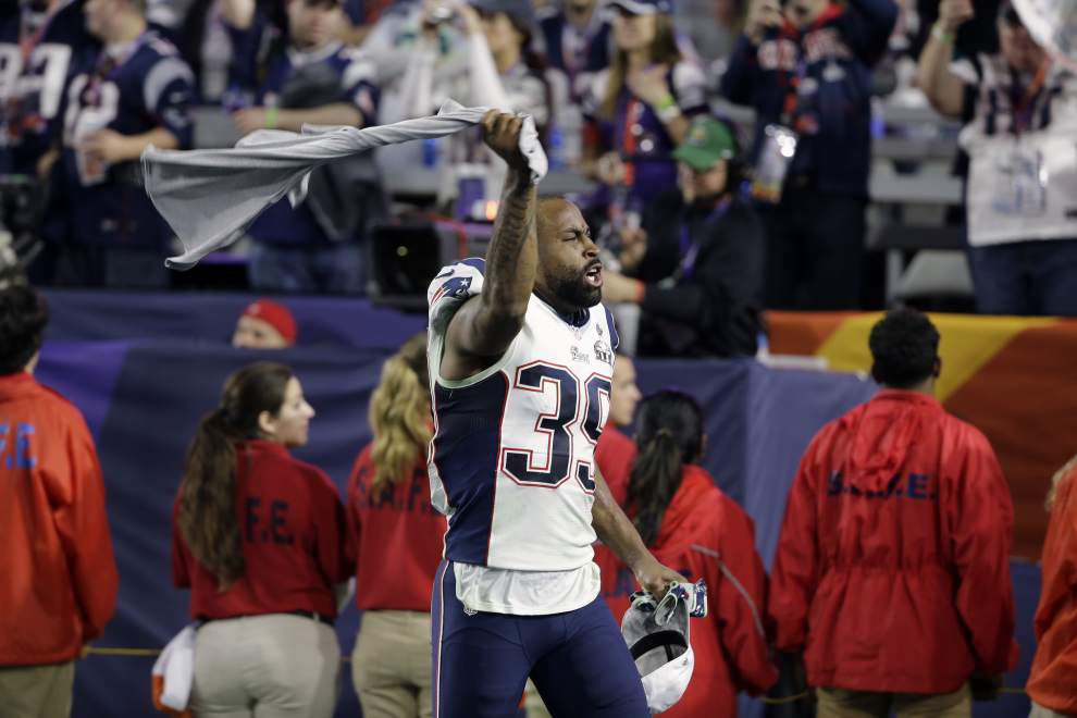 Brandon Browner's experience, aggressive nature instantly set tone in Saints secondary _lowres