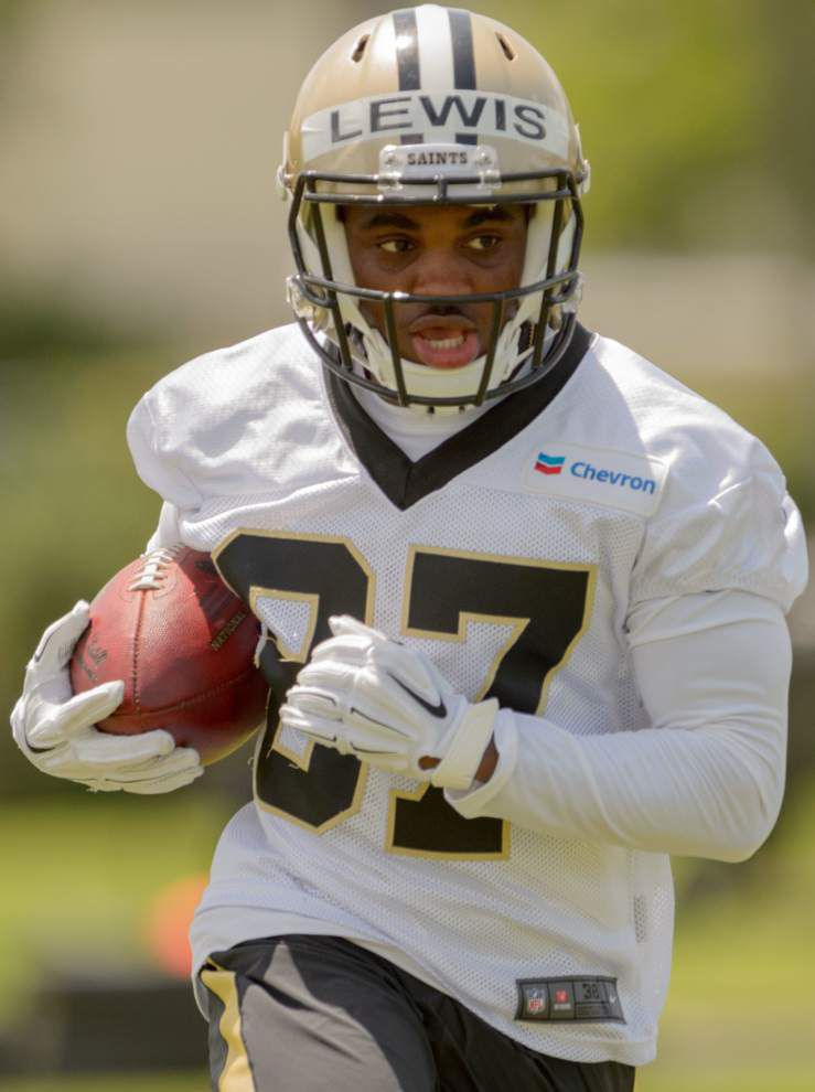 Small frame, big potential: Saints undrafted rookie Tommylee Lewis is trying to prove his worth _lowres