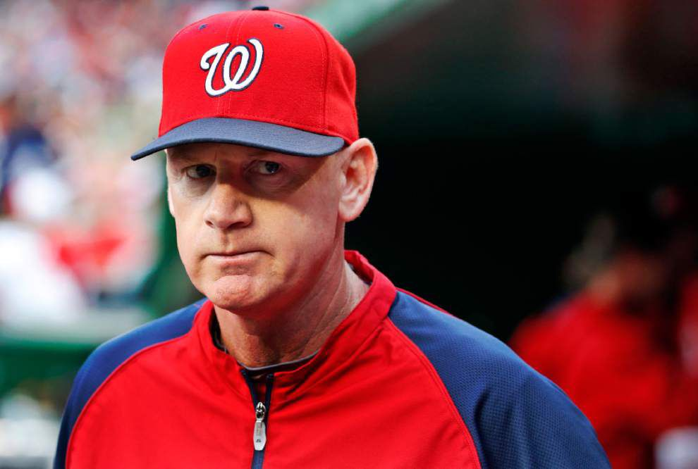 Buck Showalter, Matt Williams voted managers of the year _lowres