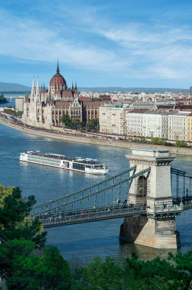 Have Talks Stalled In Vikings Plans To Make New Orleans Home Port - Viking danube river cruise