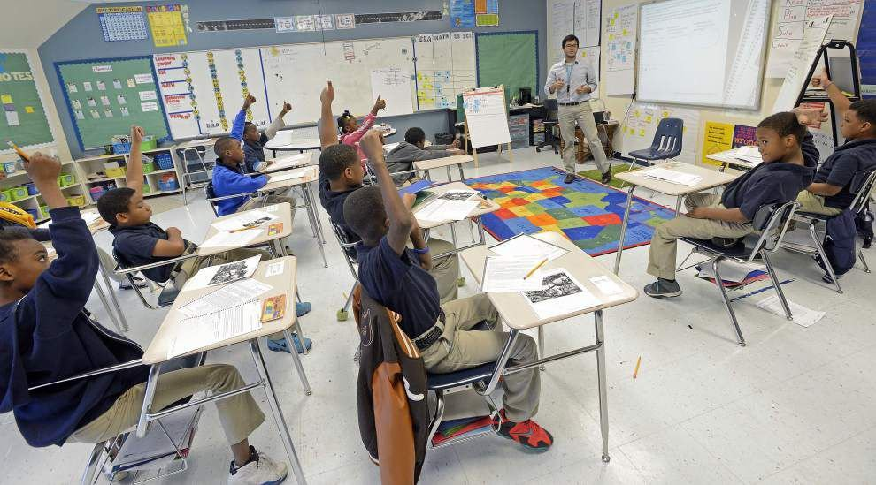 Struggling Lowery Elementary in Donaldsonville receives grant to address issues affecting impoverished students _lowres