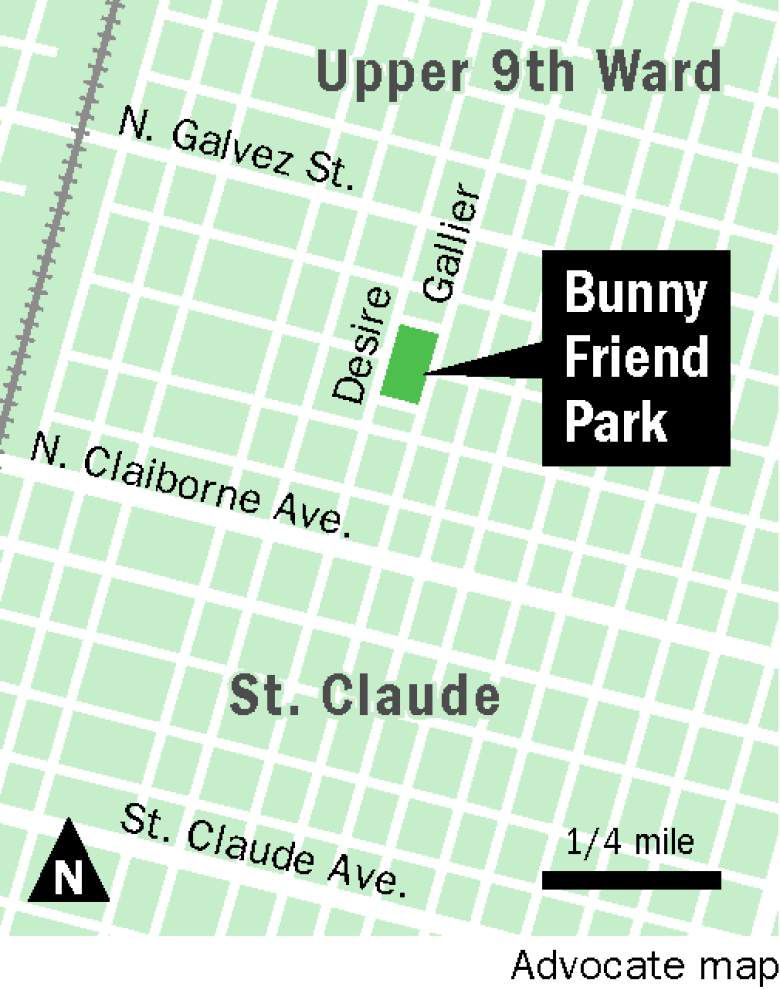 Bail set at $1.7 million for suspect in Bunny Friend Playground mass shooting _lowres