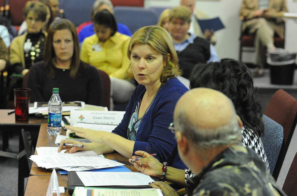 Lafayette School Board sets timeline for hiring new superintendent; hope to fill slot by end of May _lowres