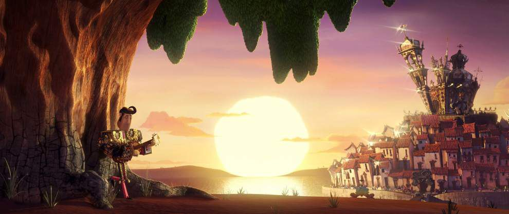 New film 'Book of Life' animates Day of the Dead _lowres