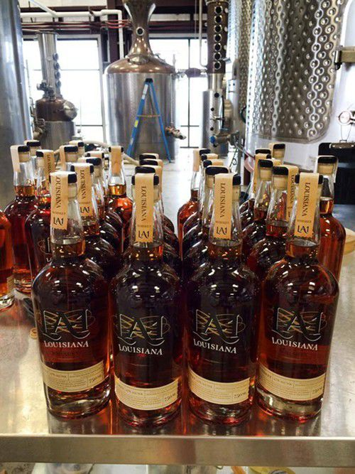 Louisiana gets its first aged whiskey since Prohibition_lowres