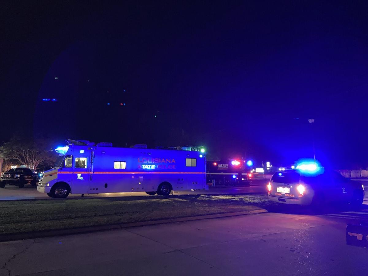 Saturday night LSP trooper shooting