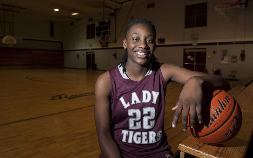 The Acadiana Advocate's All-Metro girls basketball team _lowres