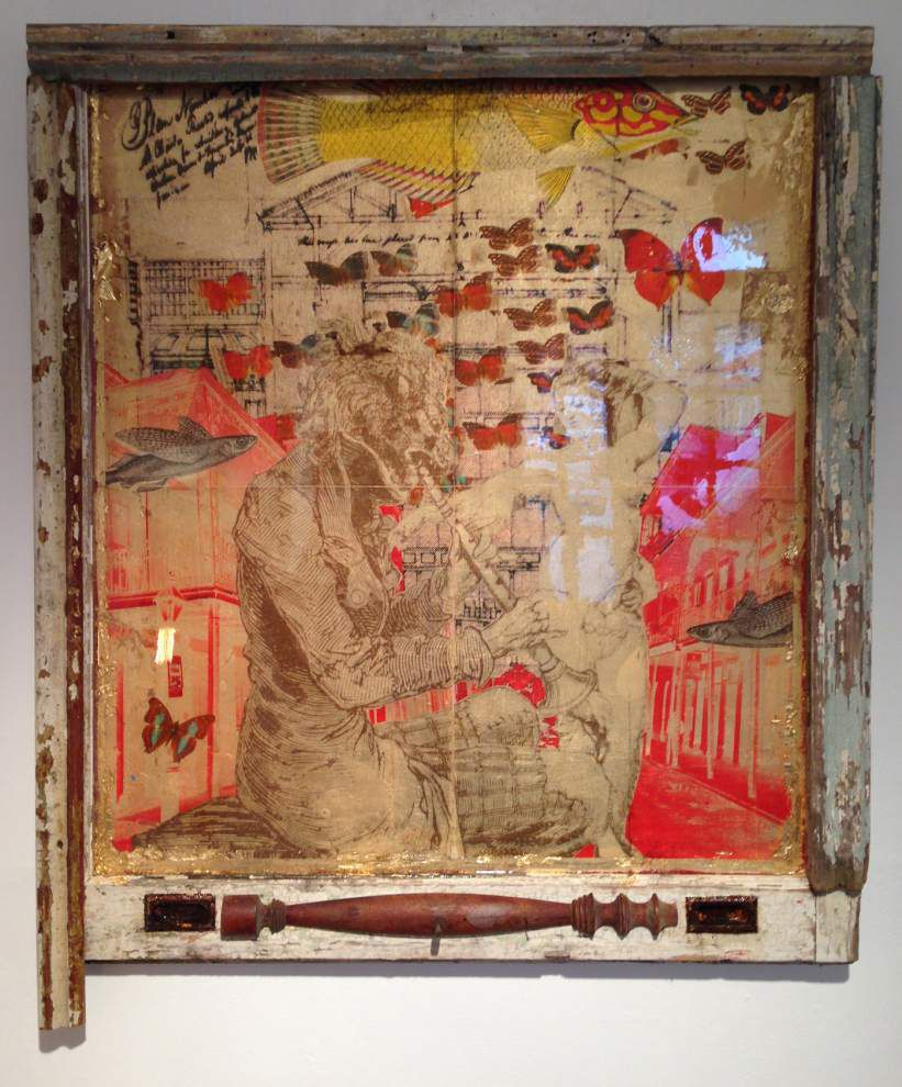 At Ariodonte Gallery, a group show in the spirit of Tales _lowres