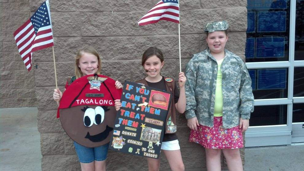 Girl Scouts launch site for online cookie sales _lowres