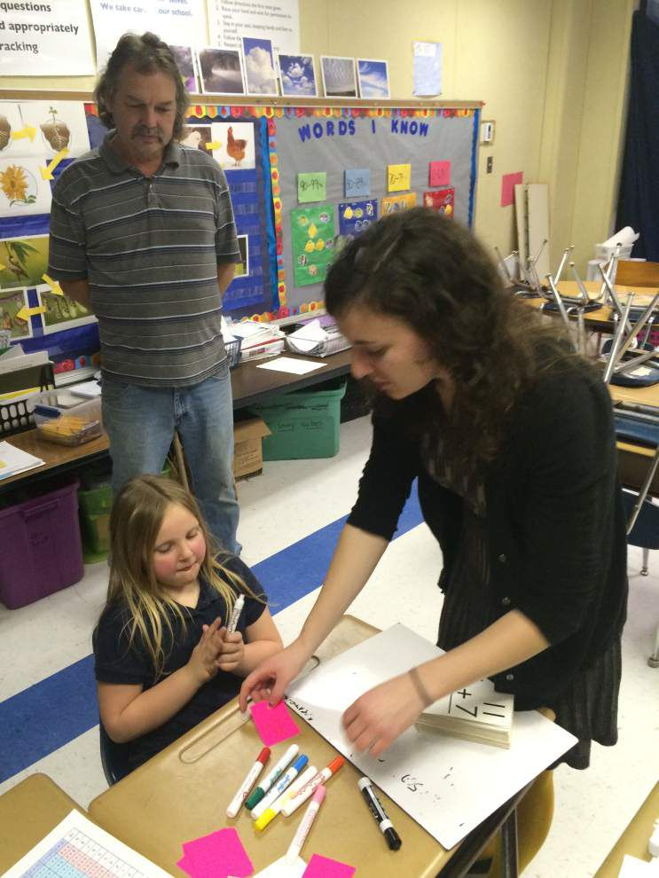 Jackson Elementary hosts Family Math Night _lowres