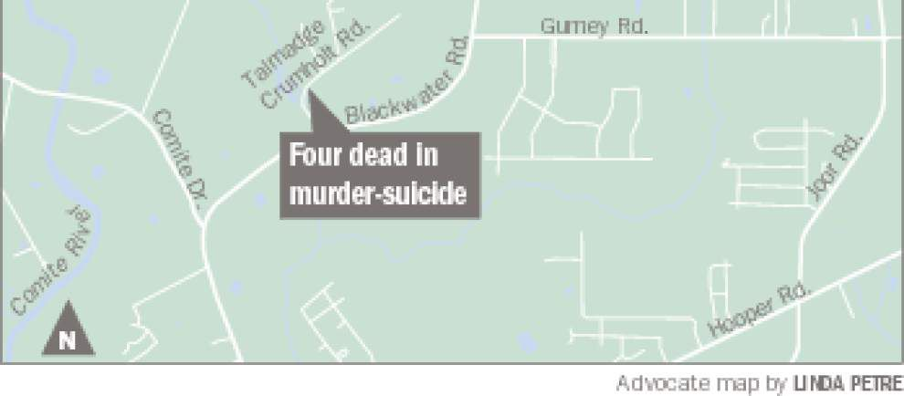 Investigative file sheds light on Central triple homicide, suicide but questions linger for family members _lowres