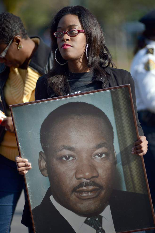 Three events mark legacy of Dr. Martin Luther King Jr. _lowres