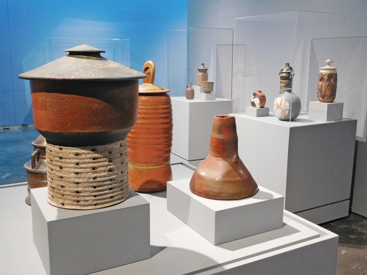 form & fire ceramics lsu museum of art