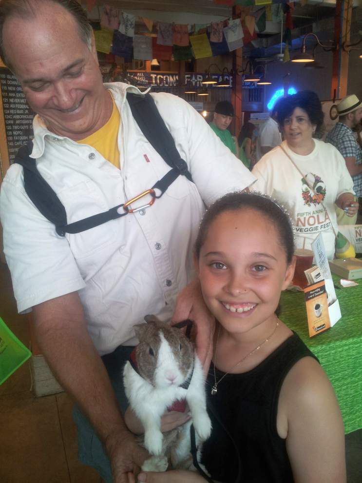 NOLA Veggie Fest benefits no-kill animal sanctuary _lowres