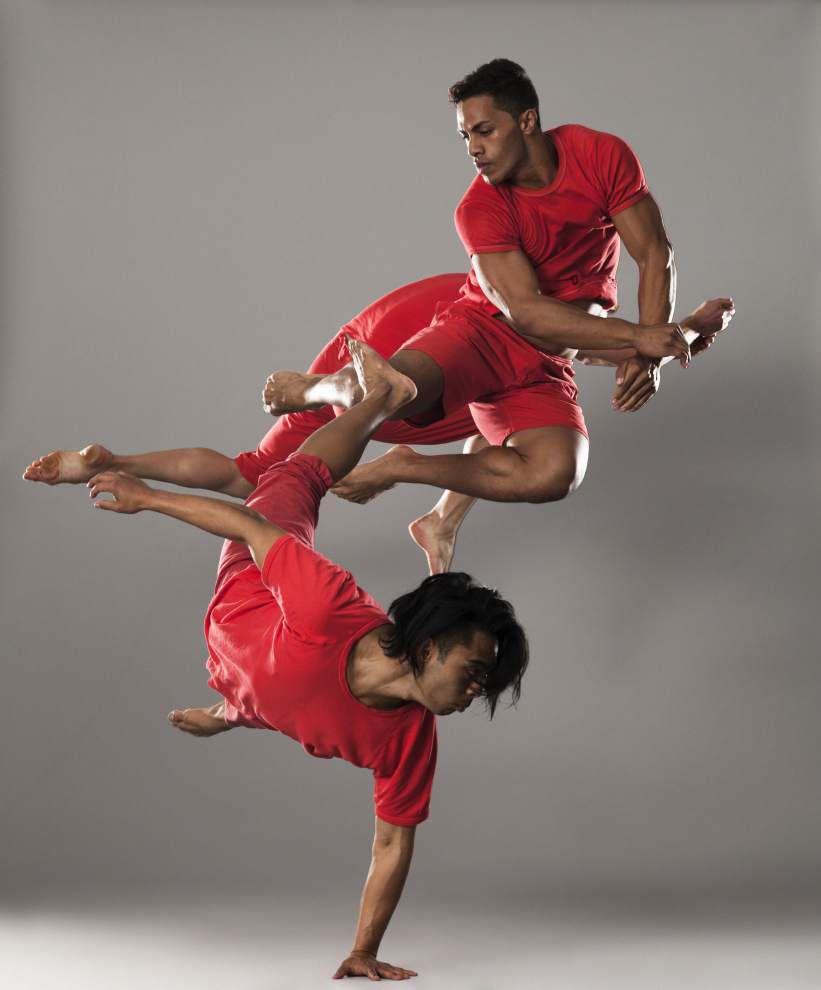 New Orleans Ballet Association announces 2014-15 season _lowres