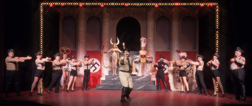 Rivertown stages Broadway classic 'The Producers' _lowres
