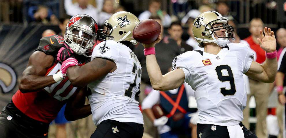 Video: The Saints season could hinge on the adjustments they make this week _lowres