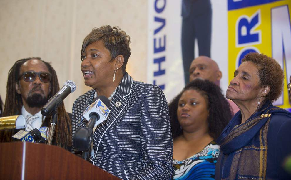 Marcelle announces for Baton Rouge mayor, calls for eliminating dedicated taxes _lowres