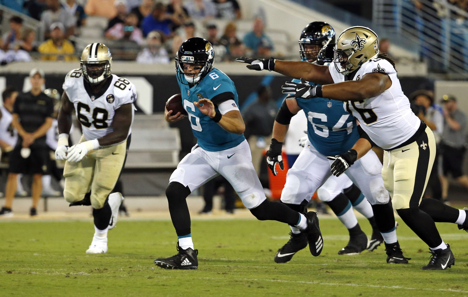 Saints 24, Jaguars 20: Nick Underhillu0027s Top Three Thoughts On The Preseason  Opener | Saints | Theadvocate.com