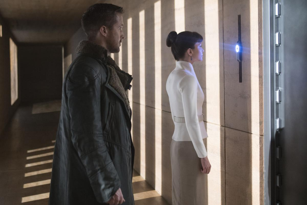 'Blade Runner 2049' still 1 for Red
