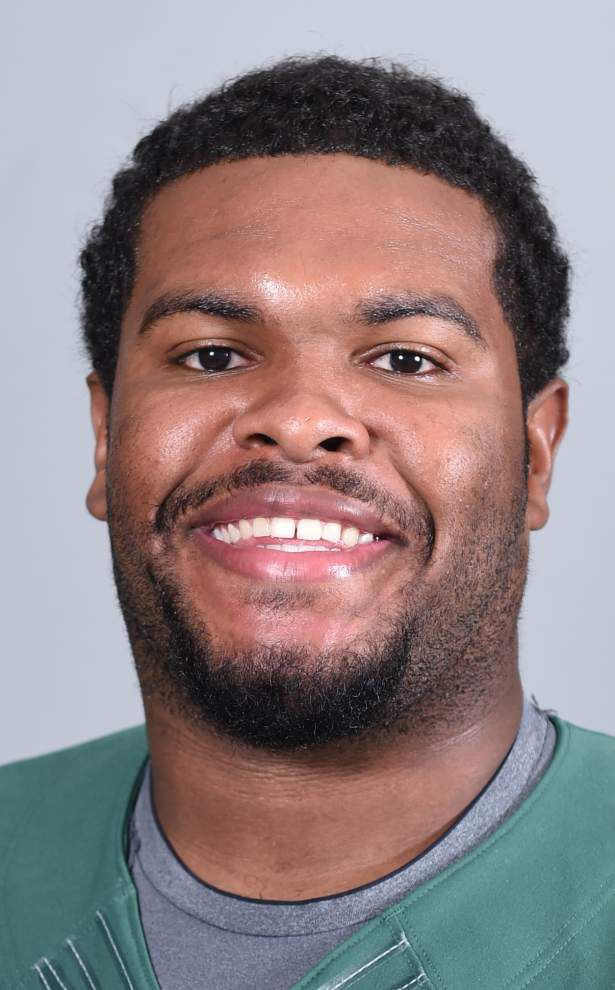 Kenny Welcome will say goodbye to his Tulane career by singing the national anthem Saturday against Temple _lowres