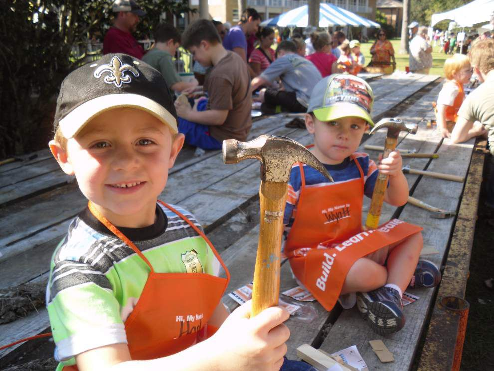 Recreation and Leisure: Wild Things Festival introduces families to Big Branch refuge _lowres