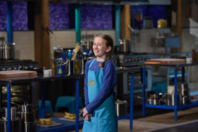 Mandeville's Emily Roche, 12, to cook on 'Chopped Junior' _lowres