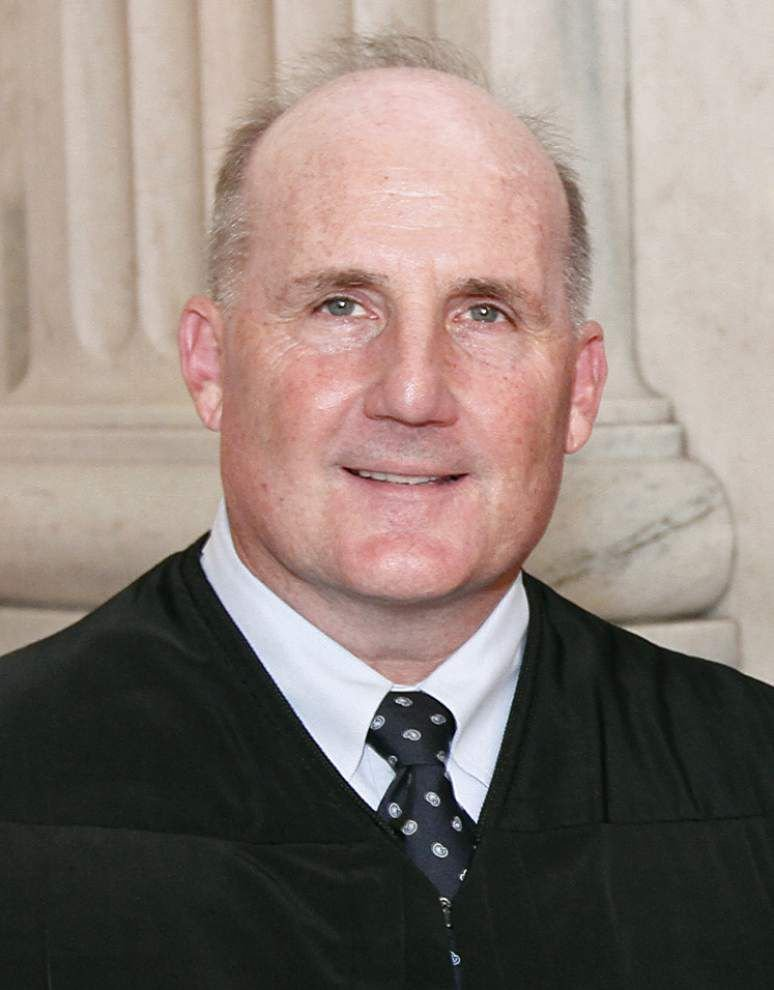 Louisiana Supreme Court Associate Justice Greg Guidry