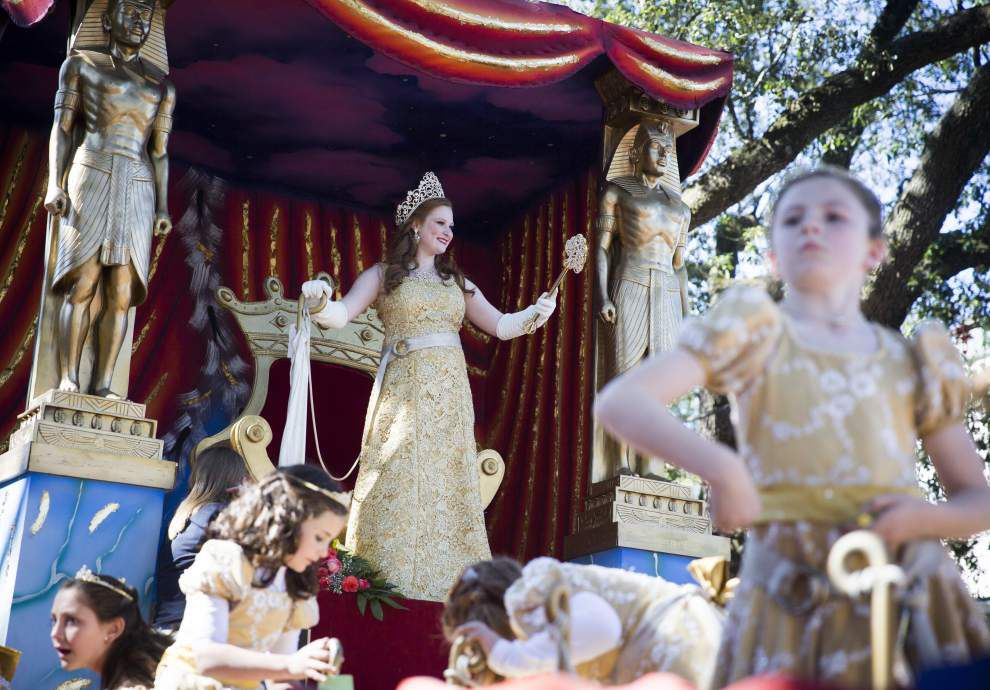 Photos: Okeanos, Mid-City, Thoth roll on sunny Sunday in New Orleans _lowres