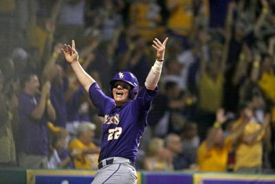2015 MLB Draft: LSU signees Mitch Piatnik, Jacob Taylor selected by Pittsburgh, Cincinnati; Tigers Kade Scivicque, Jared Foster, Zac Person, Mark Laird, Conner Hale selected too _lowres