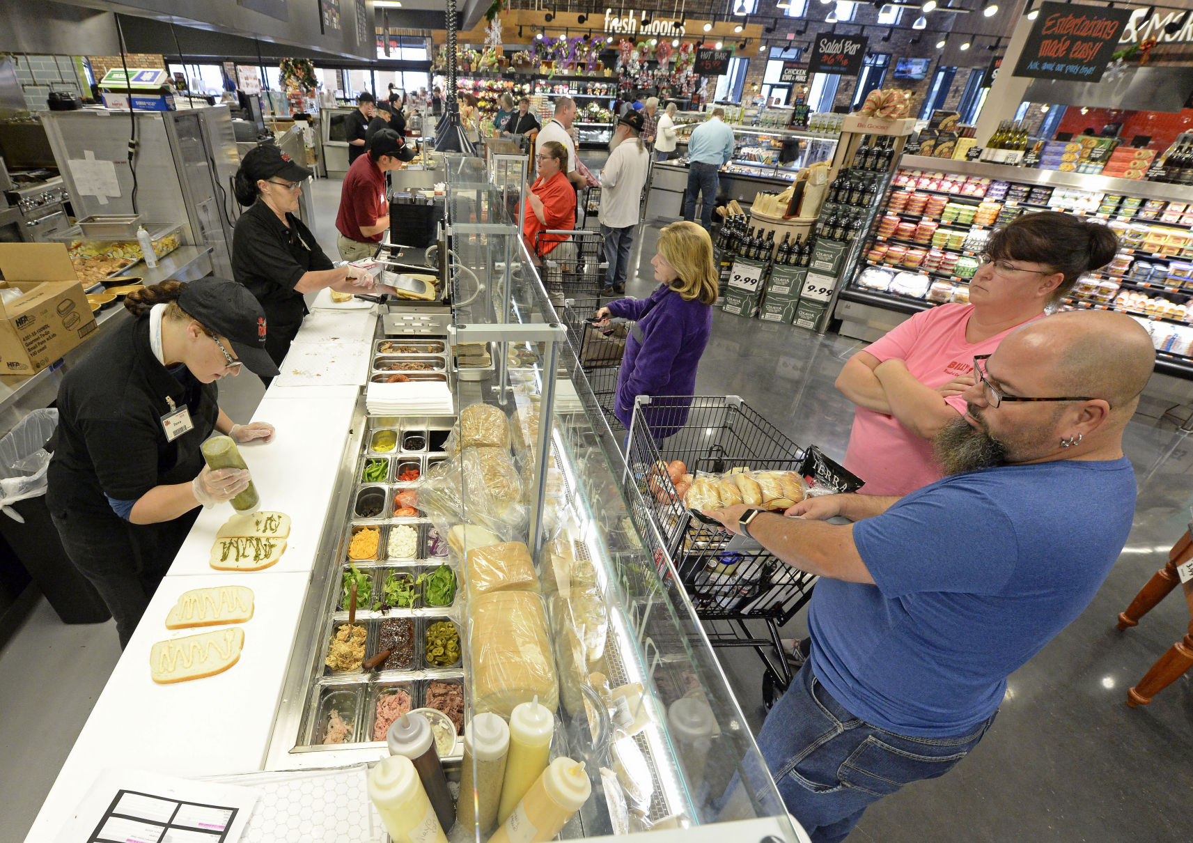 Good Rouses Reopens In Juban Crossing, Drawing Customers To Popular Store  Decimated During Flood | Business | Theadvocate.com