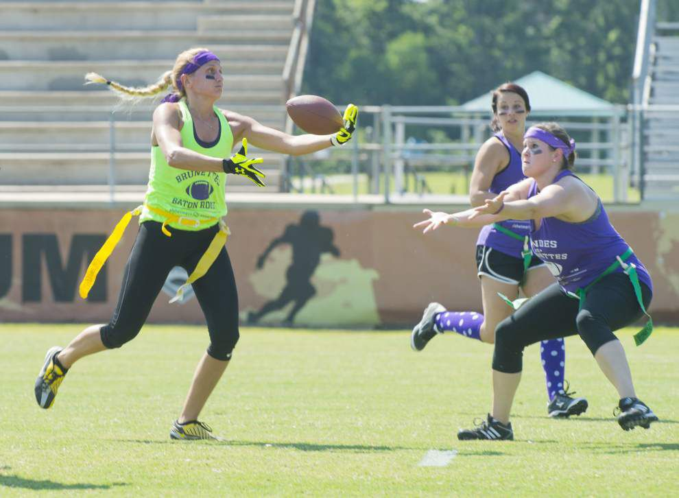 Photos: Alzheimer's football fundraiser _lowres