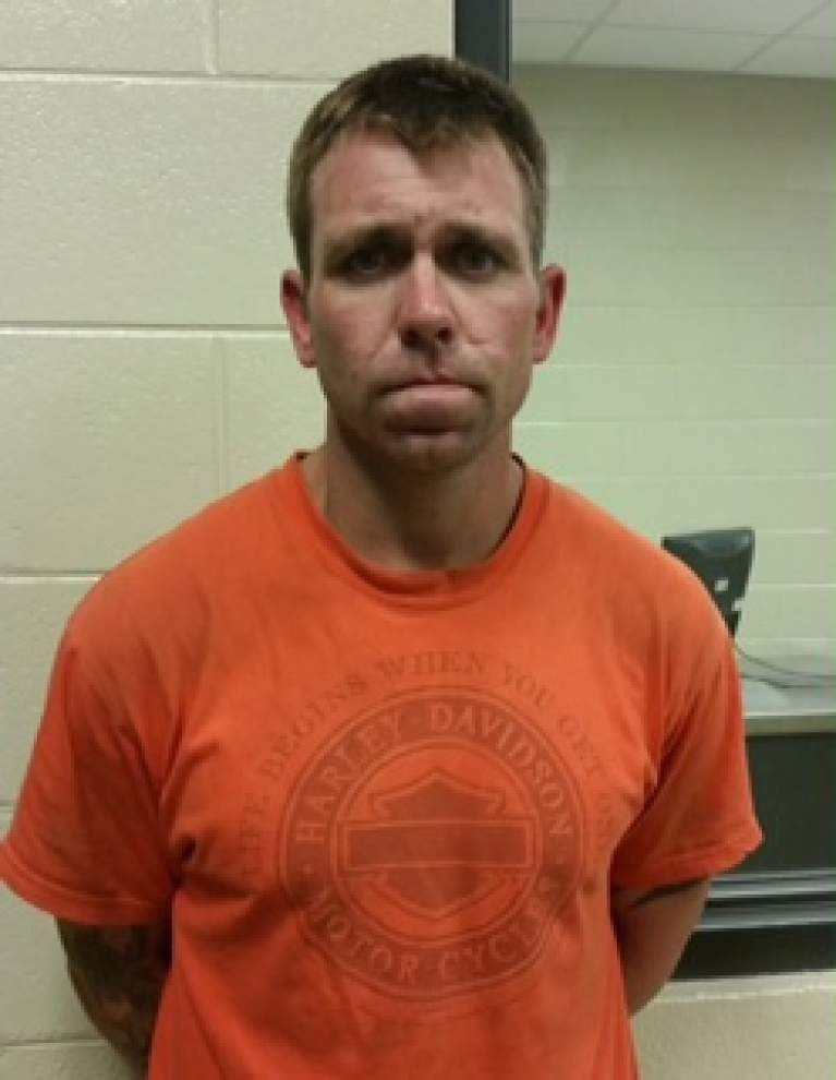 Police: Inmate drives off work release job to have lunch with a friend _lowres