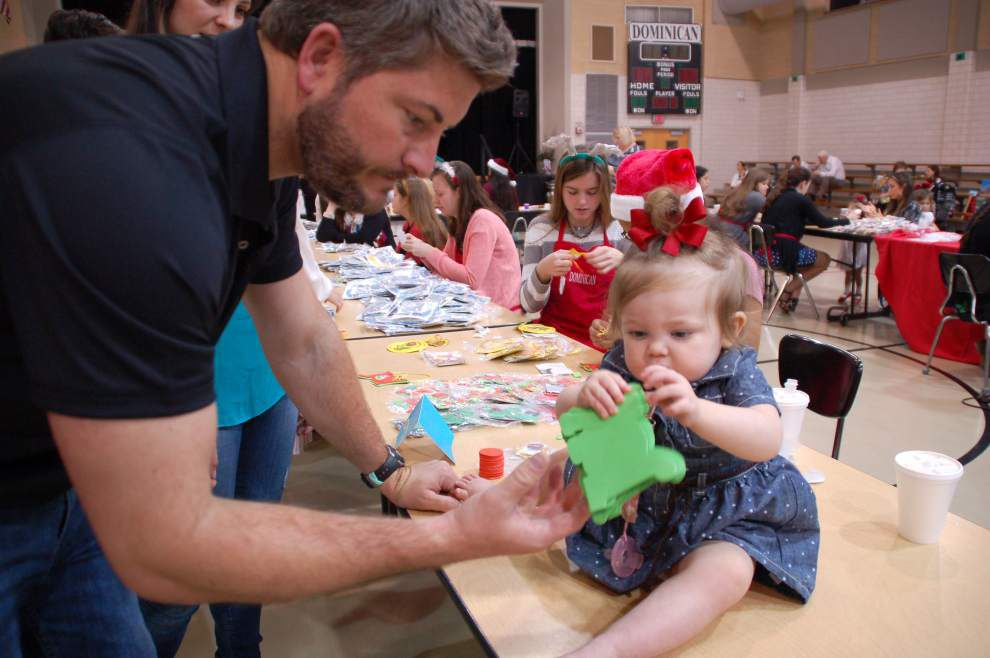 Breakfast with Baby Jesus draws families to Dominican _lowres