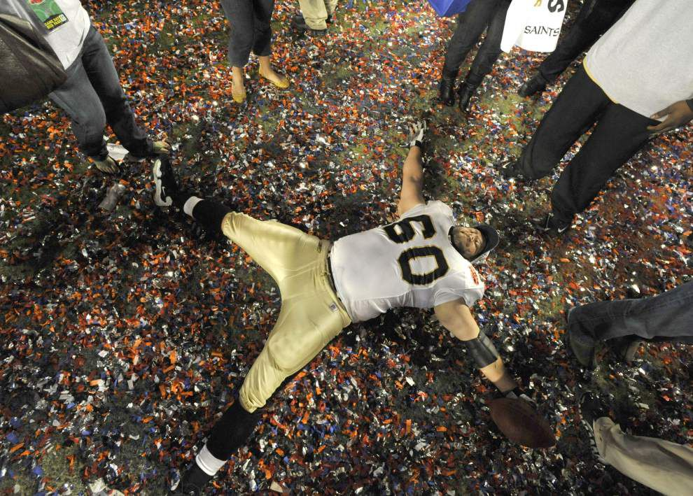 Video: The Advocate remembers the Saints' win in Super Bowl XLIV _lowres