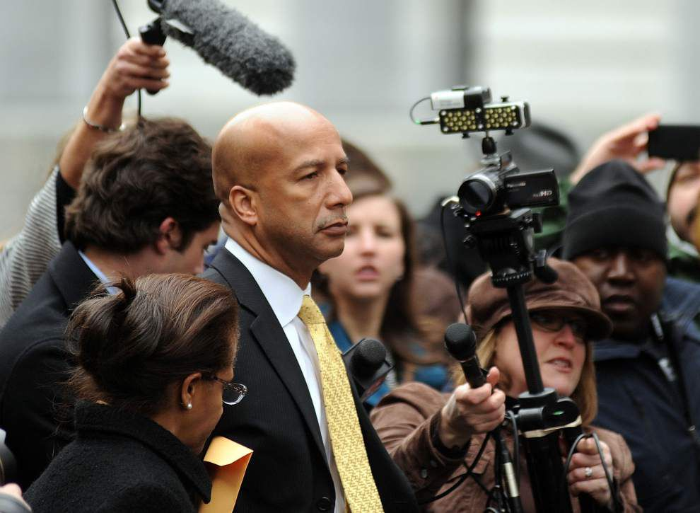 Federal judge orders Ray Nagin to forfeit $501,201 _lowres