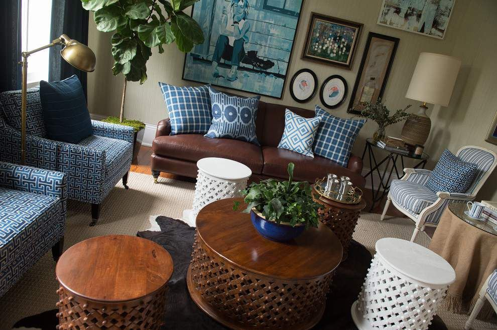 Gracious! Traditional Home Showhouse brims with cosmopolitan ... on