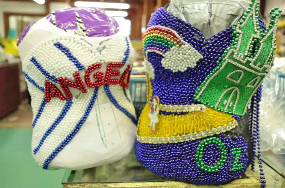 Entries at New Orleans Film Festival focus on glitz of Mardi Gras, culture of costuming _lowres
