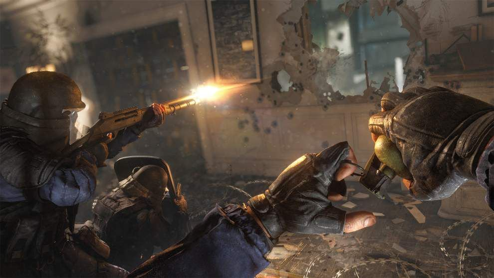 Review: Ubisoft turns 'Rainbow 6' into 5-vs.-5 war on terror _lowres