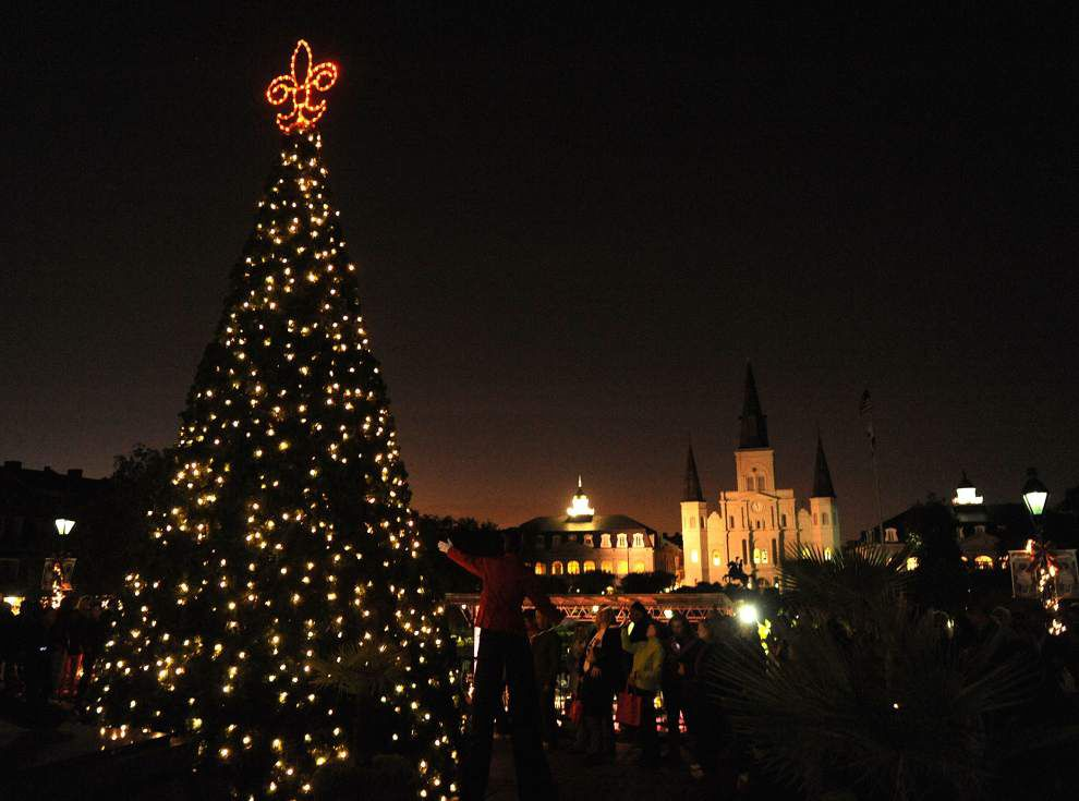 3 ways to get into Christmas mood this weekend around New Orleans _lowres