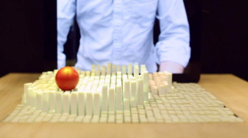 Tech invention allows remote 'touching' _lowres