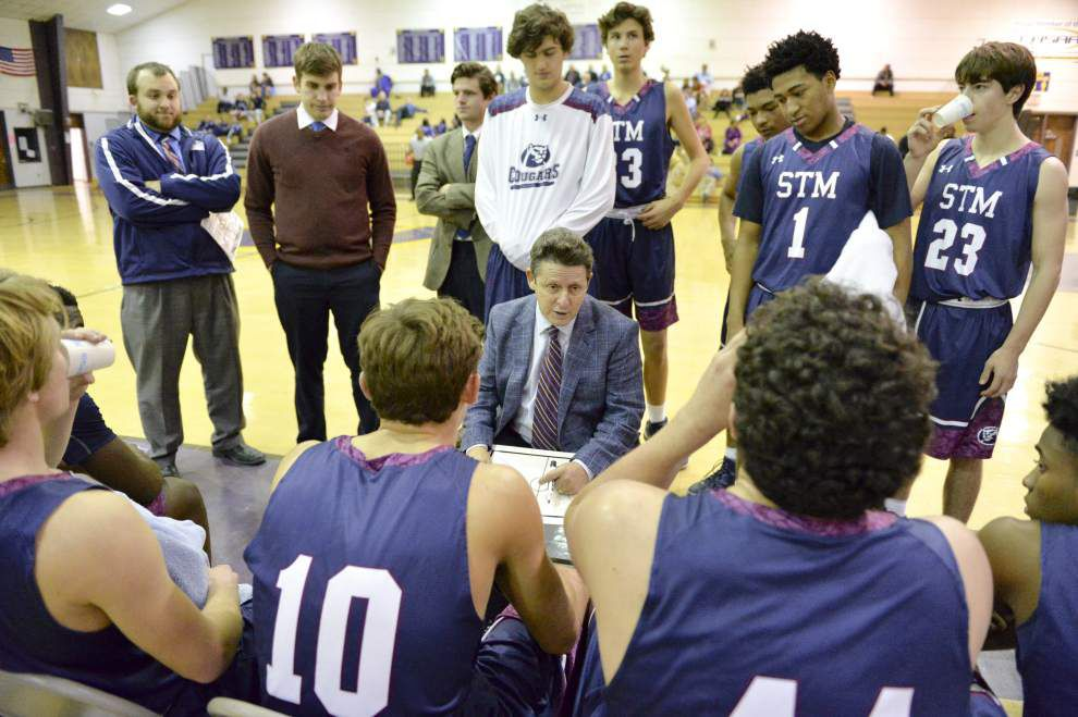 Danny Broussard earned 900th career as St. Thomas More downs Westgate _lowres
