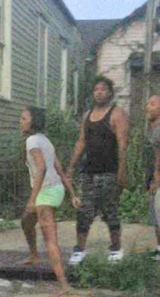 Police seek persons of interest in Central City shooting _lowres