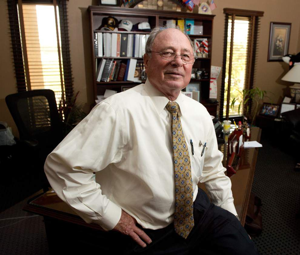 Leaving top job in St. Charles Parish, V.J. St. Pierre Jr. reflects on ambush that propelled him into politics _lowres